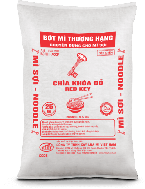 RED KEY (NOODLE)