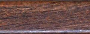 Laminate End Cap Molding-Walnut-0