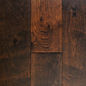 "D&M Flooring, Metropolitan 170 Collection 1/2"" x 6-1/2"" x RL (18""-72"") Hardwood Flooring Birch in Lisbon Color-0"