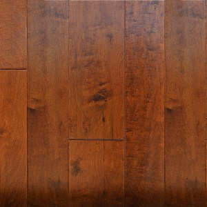 "California Classic, Reserve Collection 1/2 "" x (4"" - 6"" - 8"") x RL Hardwood Flooring Maple in San Luis Obispo Color-0"