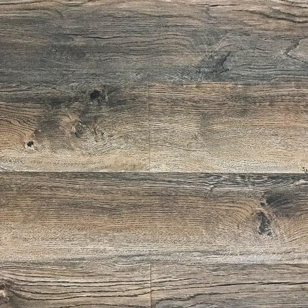 Woodbridge Floor, Crystal Collection 1215 x 165 x12 mm Laminate Flooring European Oak in Burnt Ash Color-0