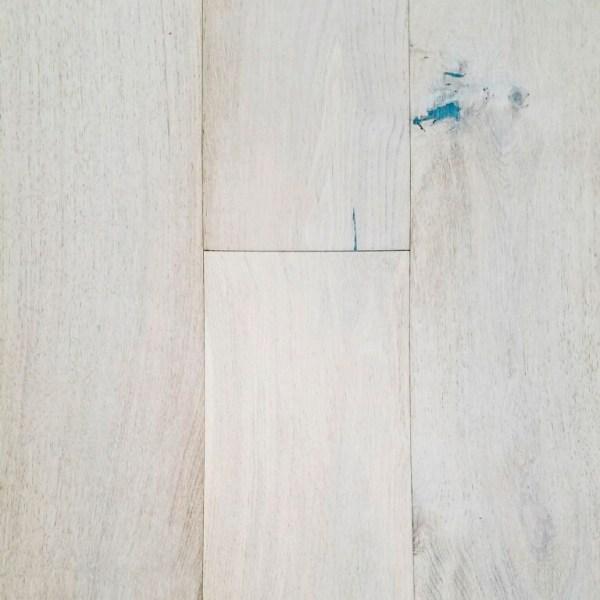 "Aurora Hardwood West, Metropolitan Collection 9/16"" x 7 1/2"" x 24""-75"" Hardwood Flooring European White Oak in Marseille Color-120"