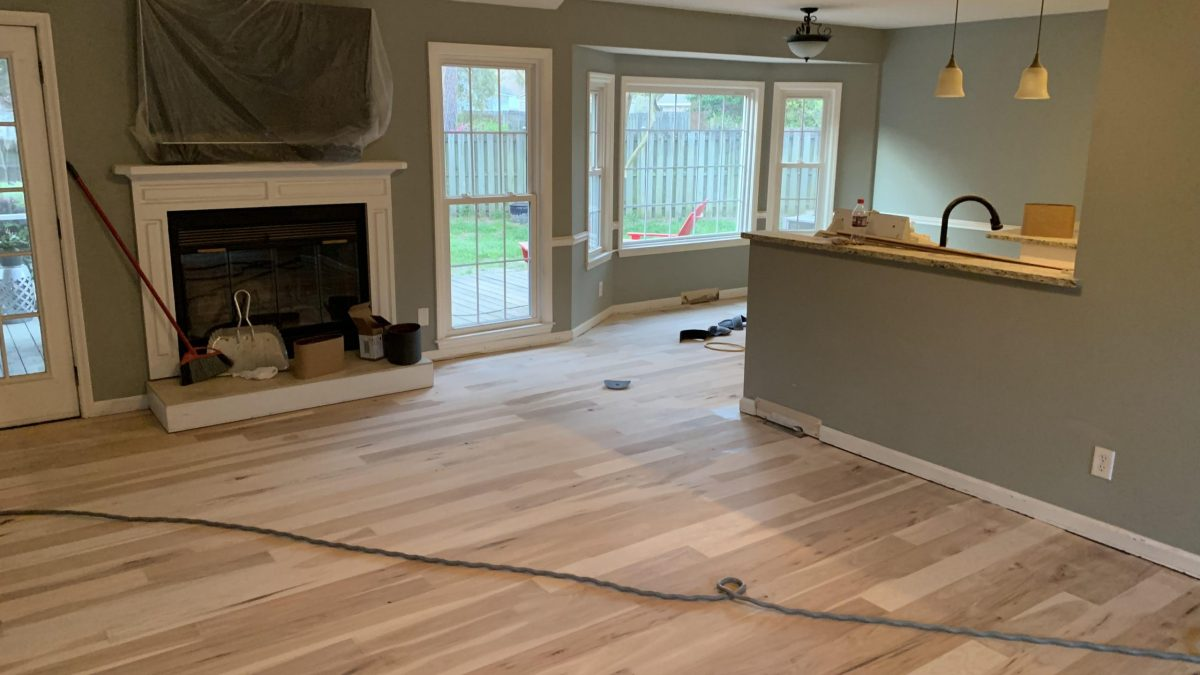 Hardwood Floors in Sherman Oaks
