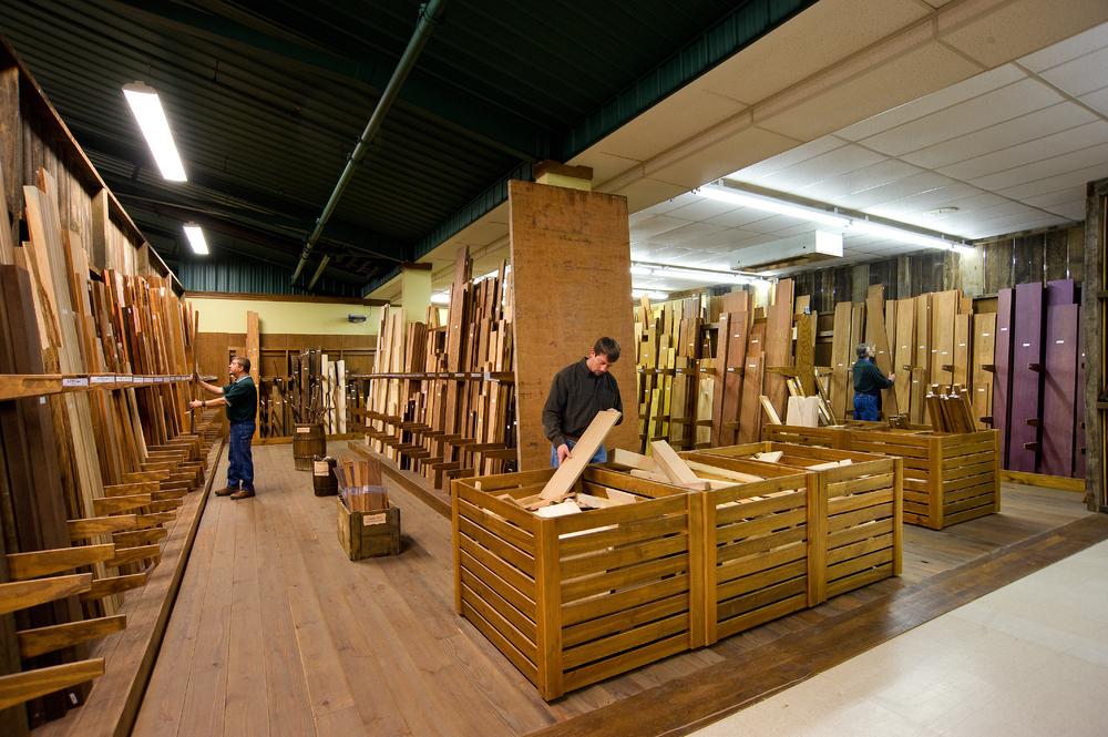 Hardwood Floor Store in Winnetka