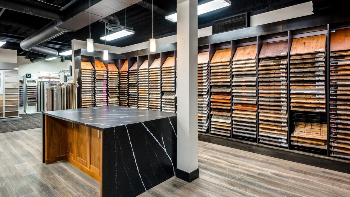 Hardwood Floor Store in Burbank