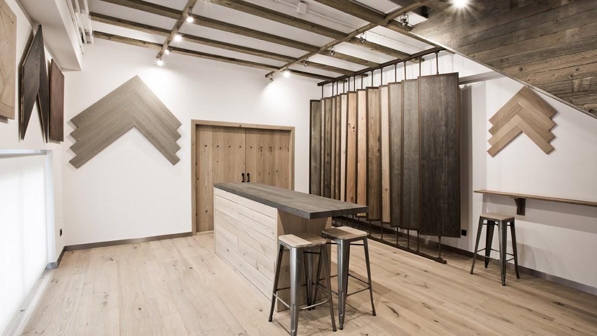 Hardwood Floor Store in Sun Valley