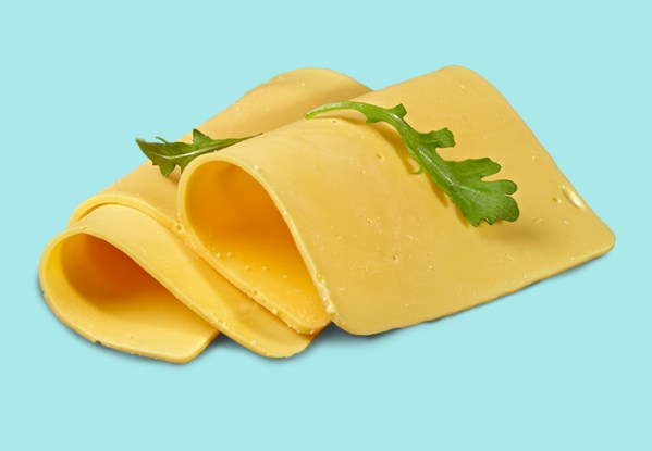 cheddar cheese slices