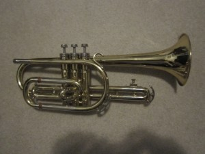 King Cleveland Cornet- My First Horn