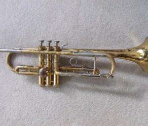 1954 Buescher Custom 244