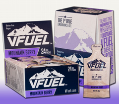 VFuel: The Best Gel for Sensitive Stomachs (3/3)