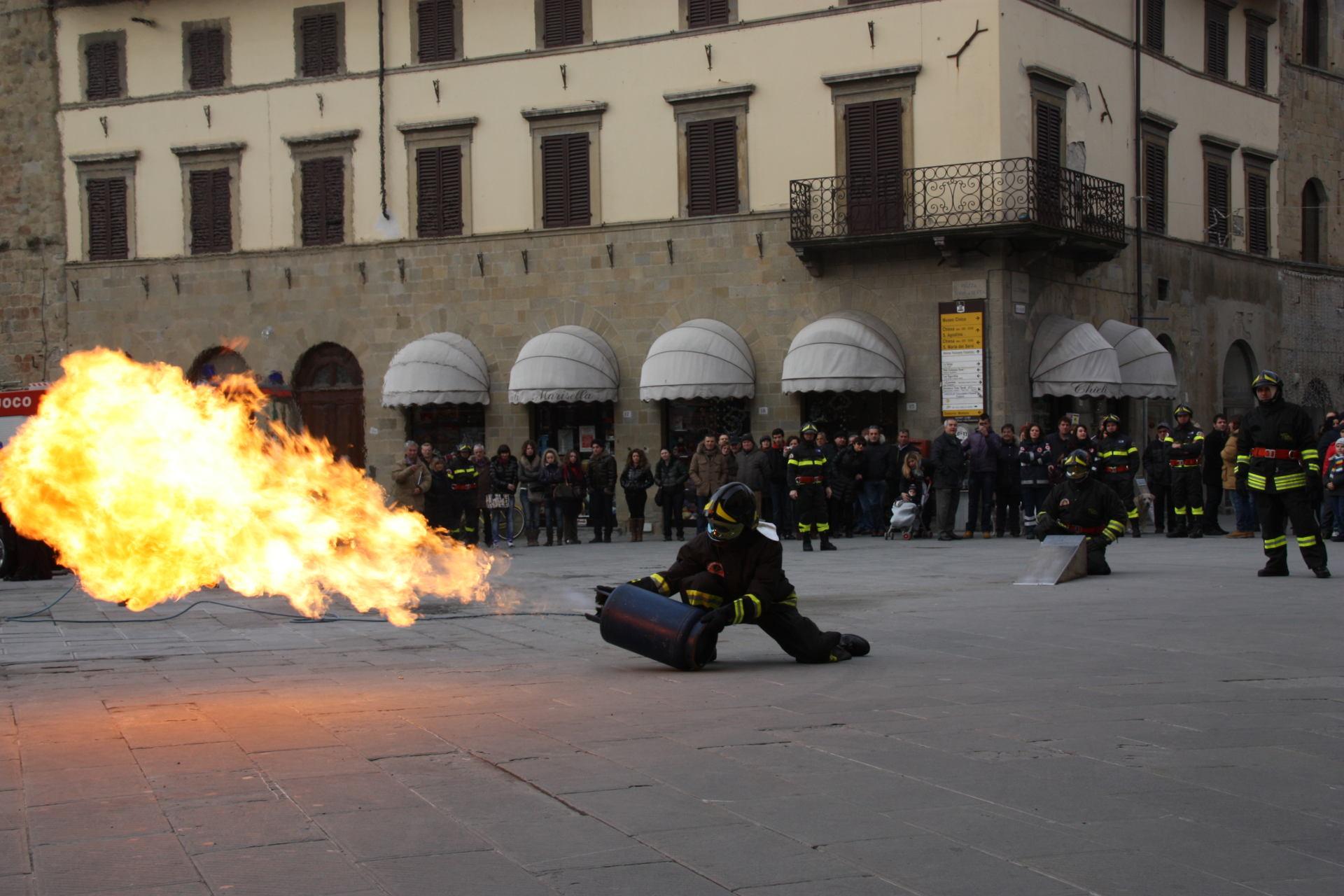 Come diventare vigile del fuoco