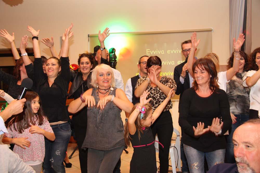 Cena associazione Vigili del Fuoco Sansepolcro (75)