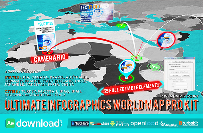 Videohive 3d world map pro kit after effects template free download videohive 3d world map pro kit after effects template free download free after effects template videohive projects gumiabroncs Gallery