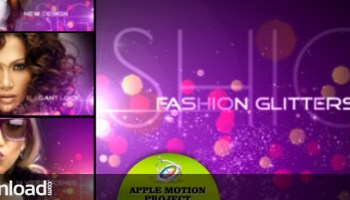 ZED CLEAN KINETIC - APPLE MOTION TEMPLATE (VIDEOHIVE) - Free