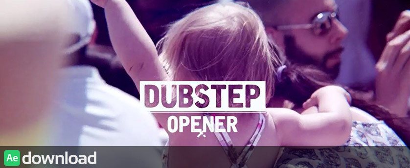VIDEOHIVE DUBSTEP URBAN OPENER - AFTER EFFECTS TEMPLATES (2)