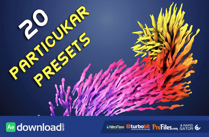 VIDEOHIVE 20 PARTICULAR PRESETS - MAGIC PACK - FREE DOWNLOAD