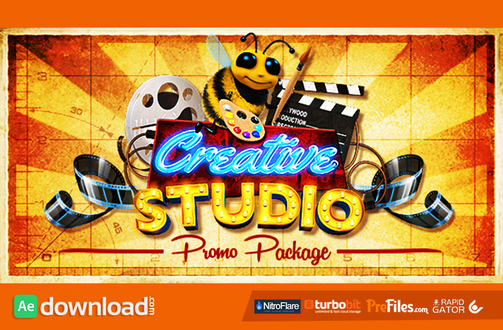 Creative Studio Promo Package Free Download After Effects Templates