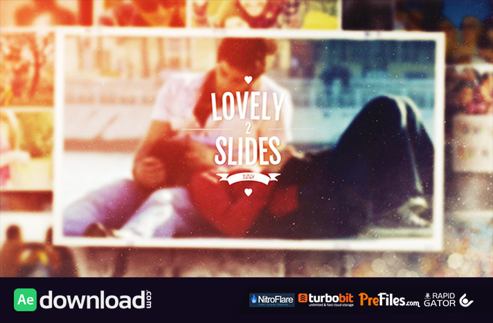 Lovely Slides II Free Download After Effects Templates