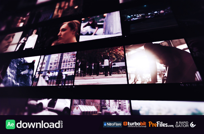 Modern Video Frame Free Download After Effects Templates
