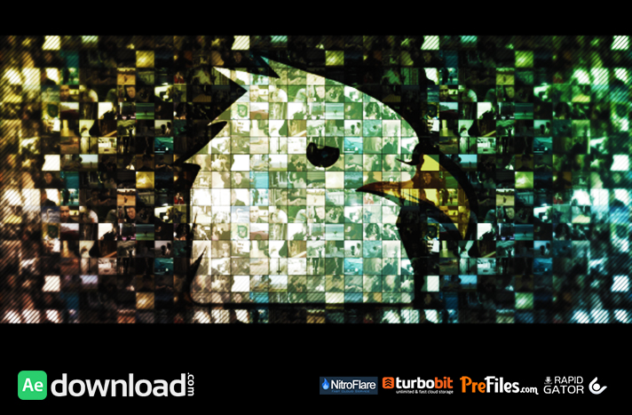 Multi Video Logo V2 Free Download After Effects Templates