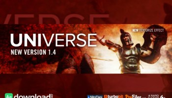 RED GIANT UNIVERSE V1 4 0 PREMIUM CE (WIN64) - Free After
