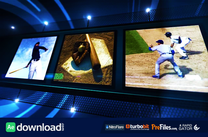 SPORTS SHOW - (MOTION ARRAY) Free Download After Effects Templates