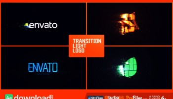 VIDEOHIVE LOGO TRANSITION 21894145 - Free After Effects Template
