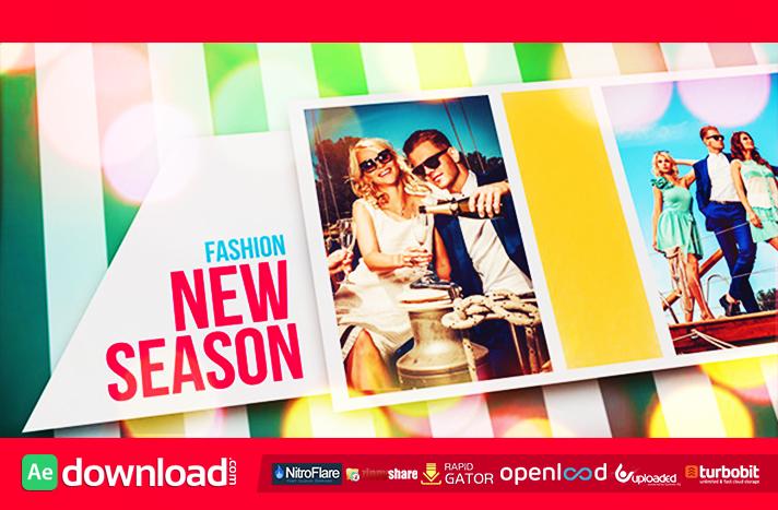 Fashion New Season free download (videohive template)