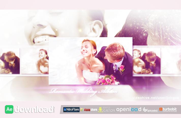 Romantic Wedding - Elegant Album