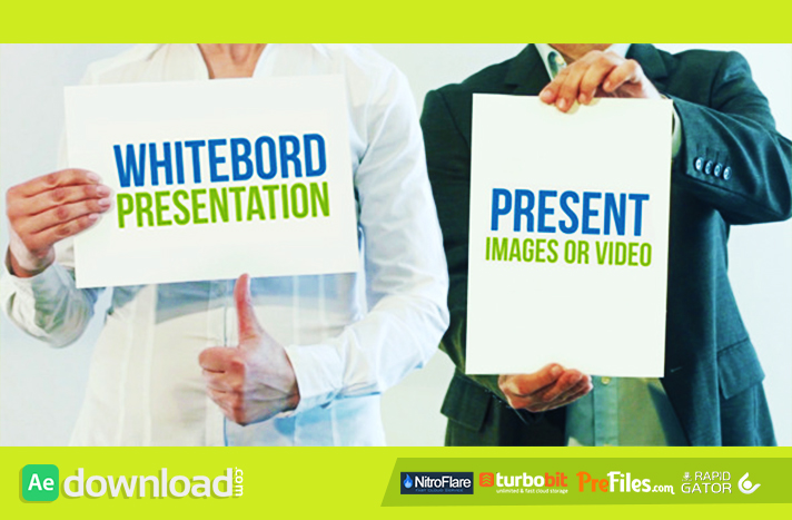 White Board Presentation