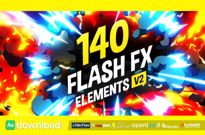 140 Flash FX Elements V2
