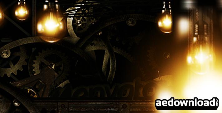 Gears Logo reveal