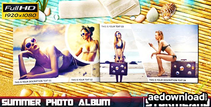 Summer Photo Album