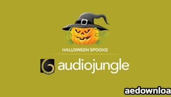 halloween spooks audiojungle - Halloween Wav Files