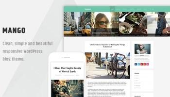 Milo v1 0 3 – A Blogging Theme for Tumblr Free Download