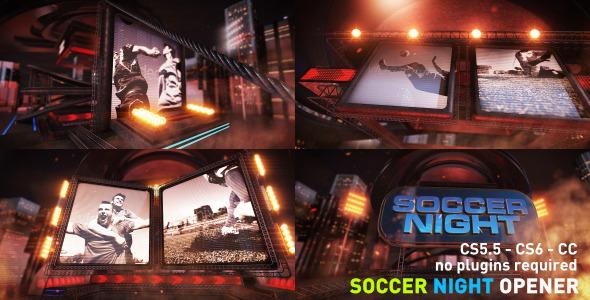 Soccer Night Opener