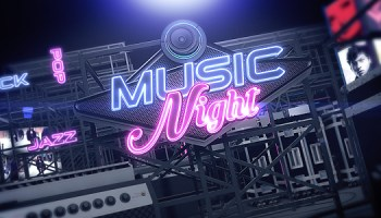 MUSIC NIGHT AFTER EFFECTS PROJECT VIDEOHIVE Free After Effects - Music video template after effects