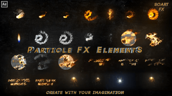 VIDEOHIVE PARTICLE MOTION - PHOTO ANIMATION PARTICULAR EFFECTS ...