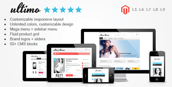 magento themes free download