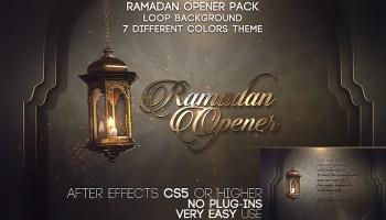 RAMADAN OPENER (VIDEOHIVE PROJECT) - FREE DOWNLOAD - Free