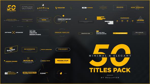 Preview-Image-50-Titles-Pack-After-Effects-Template