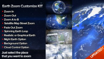 Videohive earth zoom customize 6451983 free after effects videohive earth zoom customize kit 4 gumiabroncs Image collections