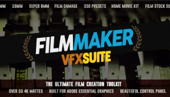 VIDEOHIVE PREMIERE LIBRARY - MOST HANDY EFFECTS - PREMIERE PRO