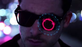 VIDEOHIVE HUD VIRTUAL RADAR HOLOGRAM INTERFACE SYSTEM COCKPIT