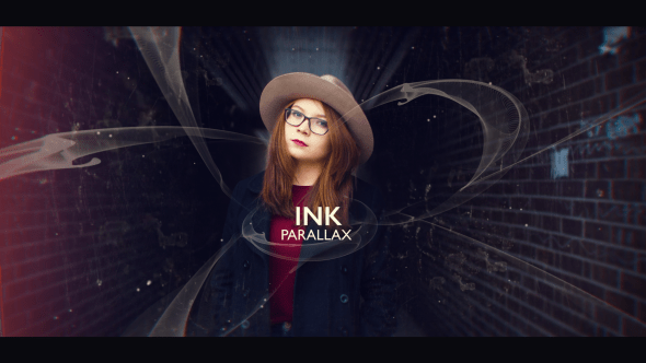 VIDEOHIVE INK PARALLAX - AFTER EFFECTS TEMPLATE