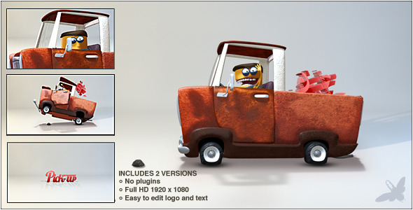 VIDEOHIVE PICK-UP LOGO