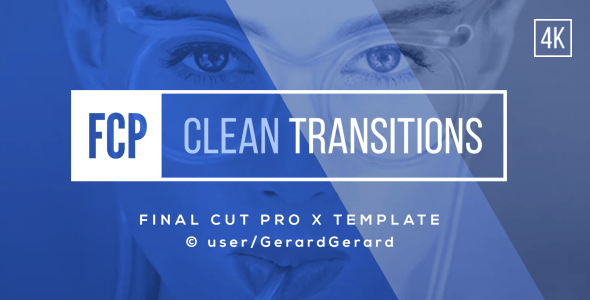 final-cut-pro-transitions - Free After Effects Template