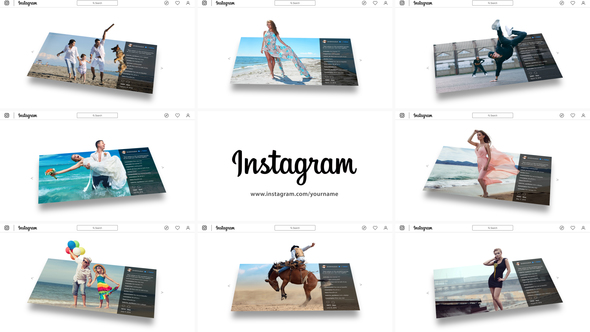 VIDEOHIVE 3D PHOTO POP OUT – INSTAGRAM STORY
