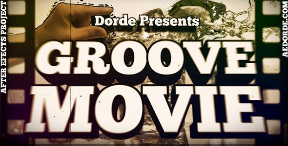VIDEOHIVE GROOVE MOVIE