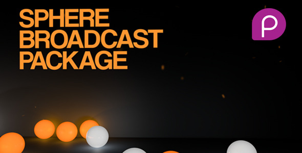 VIDEOHIVE SPHERE BROADCAST PACKAGE